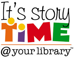 Preschool Storytime 9:30 am to 10:00 am