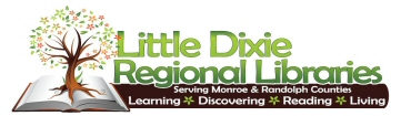 Little Dixie Regional Libraries